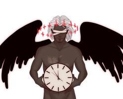 time angel by Sour-Purple