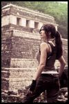 Tomb Raider: Pyramid of the Gods #1 by ferpsf