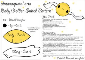 Baby Snitch Pattern by cutiepop