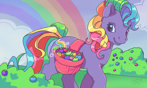 Rainbowberry by SillyCaracal