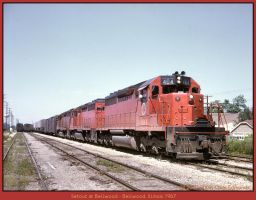 Setout at Bellwood by classictrains