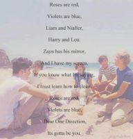 One Direction Quote by 1Dluverrr2708