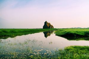 old church by Tiger--photography