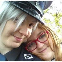 Prussia and Hungary Selfie by MalteseSparrow
