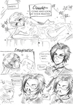 Claude is a pervert.... by LacriChan