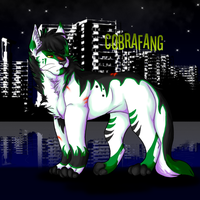 Cobrafang - request by suki-inu