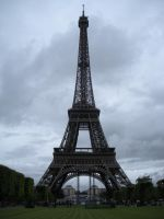 The Eiffel Tower by rlkitterman