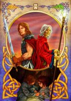 Majere Brothers - Red by Boudicca-Keltoi