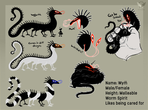 Monstersona: Wym by MrGremble