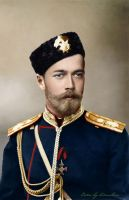 Nicholas II of Russia by klimbims