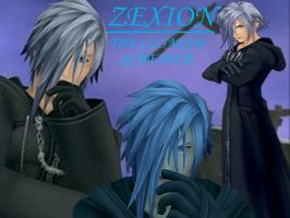 Zexion - The Cloaked Schemer by Zelda-rocks13
