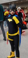 NYCC'14 Batgirl by zer0guard