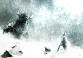Snowstorm by UltimaFatalis
