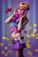 Arcade Miss Fortune by KNami