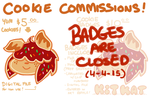 FWA Cookie Promo by CritterKat
