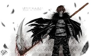 Shinigami Zarame by Pinlin