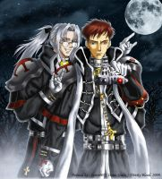 Trinity Blood - Abel + Tres by syren007