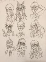 DR heads by Natade13