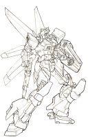 Gundam by Blitz-Wing