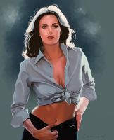 Lynda Carter by garrypfc
