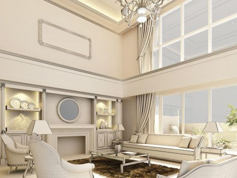 living room-Edge by MarkMcFLY