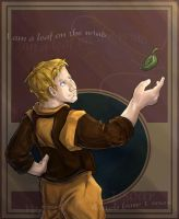 I am a Leaf on the Wind... by xanykaos