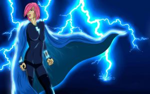 Final Fantasy Lightning by Rennis05