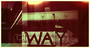 One Way by CaterpillarOfAngst