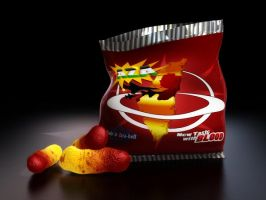 GAZA: snacks with blood by maxspider