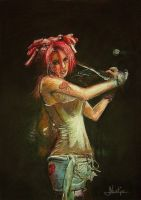 Emilie Autumn by xNatje