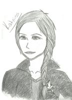 Katniss by booklover1997