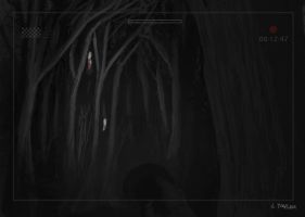 29 march 2013 - Slender Man Arrival by LutherTaylor