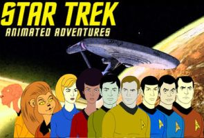 Star Trek: The Animated Series by OblivionMedia