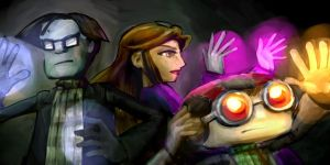Psychonauts - The Pros by jameson9101322