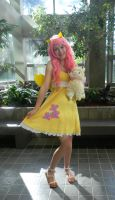Fluttershy cosplay by sonire