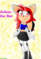 AT: Julane the Bat by SweetCandilin