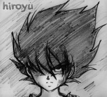 Little Vegeta by hiroyu732