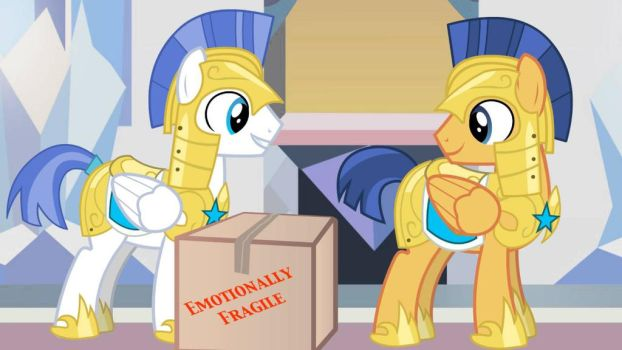 1st Class Sister, 3rd Class Delivery by EndenDragon