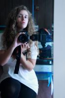 my camera and i have  love by CrystalDawnPhotos