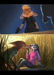 It's called a hustle - Zootopia by DreamyNatalie