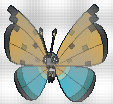 666.12  Vivillon by Electryonemoongoddes