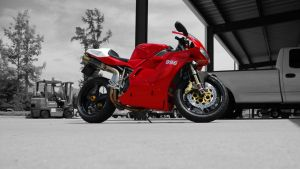 Ducati 996 by SuicideAI