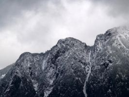 winterish mountain si by crazytmac