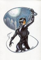 Cat Woman by rice-claire