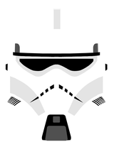 Clone Trooper Helmet Variant 3 by PD-Black-Dragon