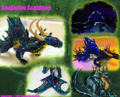 Baakudoa Sculpture by TheDragonofDoom