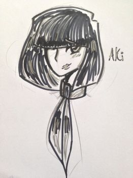 ~ Aki ~ by Okay-cool