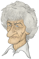 Third Doctor - Jon Pertwee by 94cape69