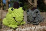 Phileas Frog and Passepartoad by RuthNorbury