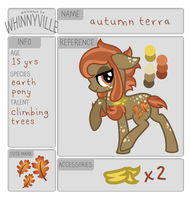wv app: autumn terra by ivyhaze